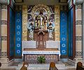 Döbling Karmeliterkloster Kirche Seitenaltar 1.jpg