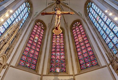 Dülmen, St.-Viktor-Kirche, Innenansicht -- 2018 -- 0596-8.jpg