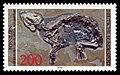 DBP 1978 975 Fossilien, Urpferdchen.jpg