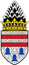 Wappen von Kronberg im Taunus