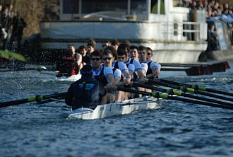 Pembroke College Boat Club (Cambridge) - Chasing Jesus, Lent bumps 2012