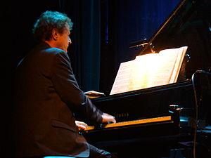Dag Arnesen - Dag Arnesen and Bergen Big Band in November 2014.