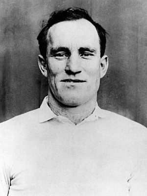 Dally Messenger - Image: Dally Messenger 1930 rugby league player