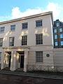 Dame Sheila Sherlock - 41 York Terrace East Westminster NW1.jpg