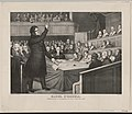 Daniel O'Connell - defending the rights of his countrymen in the courts of Dublin, Feb. 4, 1844 - J.H. Daniels, Lith. LCCN2003665022.jpg