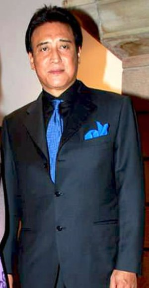 Danny Denzongpa - Denzongpa in February 2010