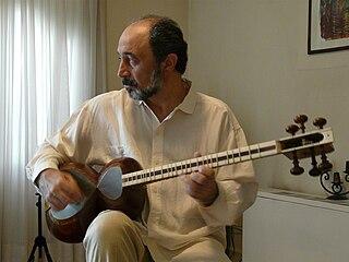 Dariush Talai Persian musician