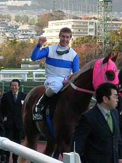 Darren Beadman Australian champion jockey