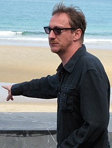 David Thewlis - the cool, friendly, charming,  actor  with English roots in 2019