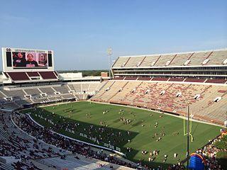 Davis Wade Stadium Stadium at Mississippi State University