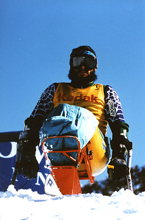 Australia at the 1998 Winter Paralympics - Rod Hacon, forced to withdraw from Nagano Paralympics due to hand injury.
