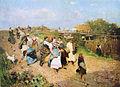 Deák Ébner Hazatérő aratók 1881.JPG