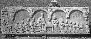 Thomas Cusack (Irish judge) - Memorial to Sir Thomas, his second wife Maud Darcy and their children