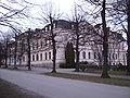 De Geerskolan i Norrköping, uppförd 1868 efter ritningar av stadsarkitekten Carl Theodor Malm, den 5 april 2007.JPG