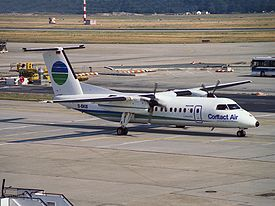 De Havilland Canada DHC-8-311 Dash 8, Contact Air Interregional (Lufthansa) AN0452539.jpg