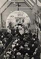 De R.K. kerk Heilige Drieënheid aan de Zomerzorgerlaan te Bloemendaal. Zie Wim Post, Buitenplaatsen van Bloemendaal, blz. 135. Identificatienummer 54-020276.JPG