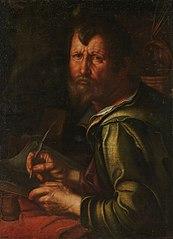 The Evangelist Saint Luke