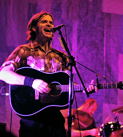 Picture of a band or musician: Ben Gibbard