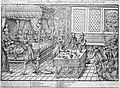 Death of Henri II of France, circa 1559 Wellcome M0019802.jpg