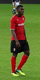 Deji Oshilaja English footballer