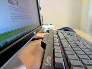 Dell monitors - A Dell monitor