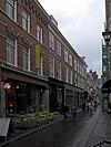 foto van Winkel-woonhuis en winkelinterieur in eclectische stijl