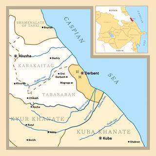 Derbent Khanate