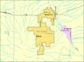 Detailed map of Benson, Arizona.png