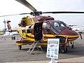Dhruv as Air Ambulance.JPG