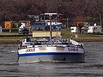 Diamar, ENI 02327108 at the Rhine river pic5.JPG