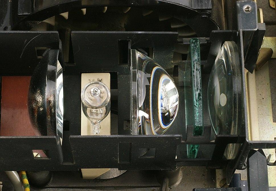 Diaprojektor beleuchtungssystem IMGP1044