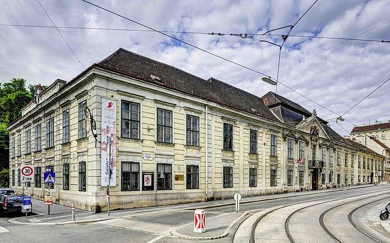 Фольклорный музей в Вене-1. Мебель