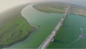 Digha–Sonpur Bridge - Digha–Sonpur Ganga rail–road bridge
