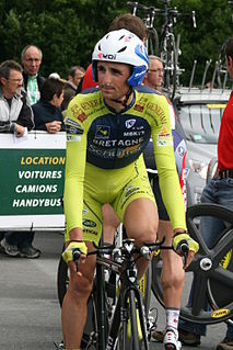 Dimitri Champion French former road bicycle racer