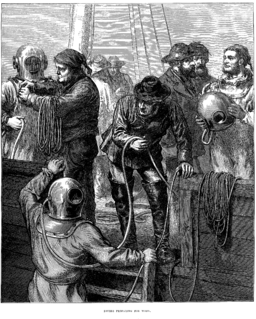 Divers - Illustrated London News Feb 6 1873-2