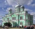 Diveyevo Serafimo-Diveevsky Monastery The Trinity Cathedral IMG 9603.jpg