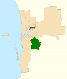 Division of Burt Australian federal electoral division