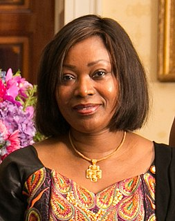 First Lady of Guinea spouse of the President of Guinea