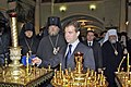 Dmitry Medvedev 1 October 2009-2.jpg