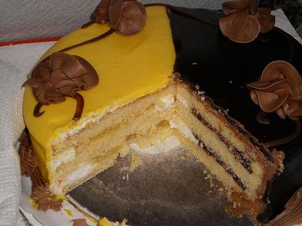 Caramel Doberge Cake Recipe