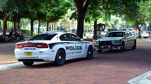 Dodge Charger Tampa Police 2