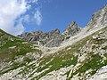 Dolina Starolesna, Krzesany Rog.jpg