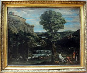 Landscape with Hercules and Acheloüs
