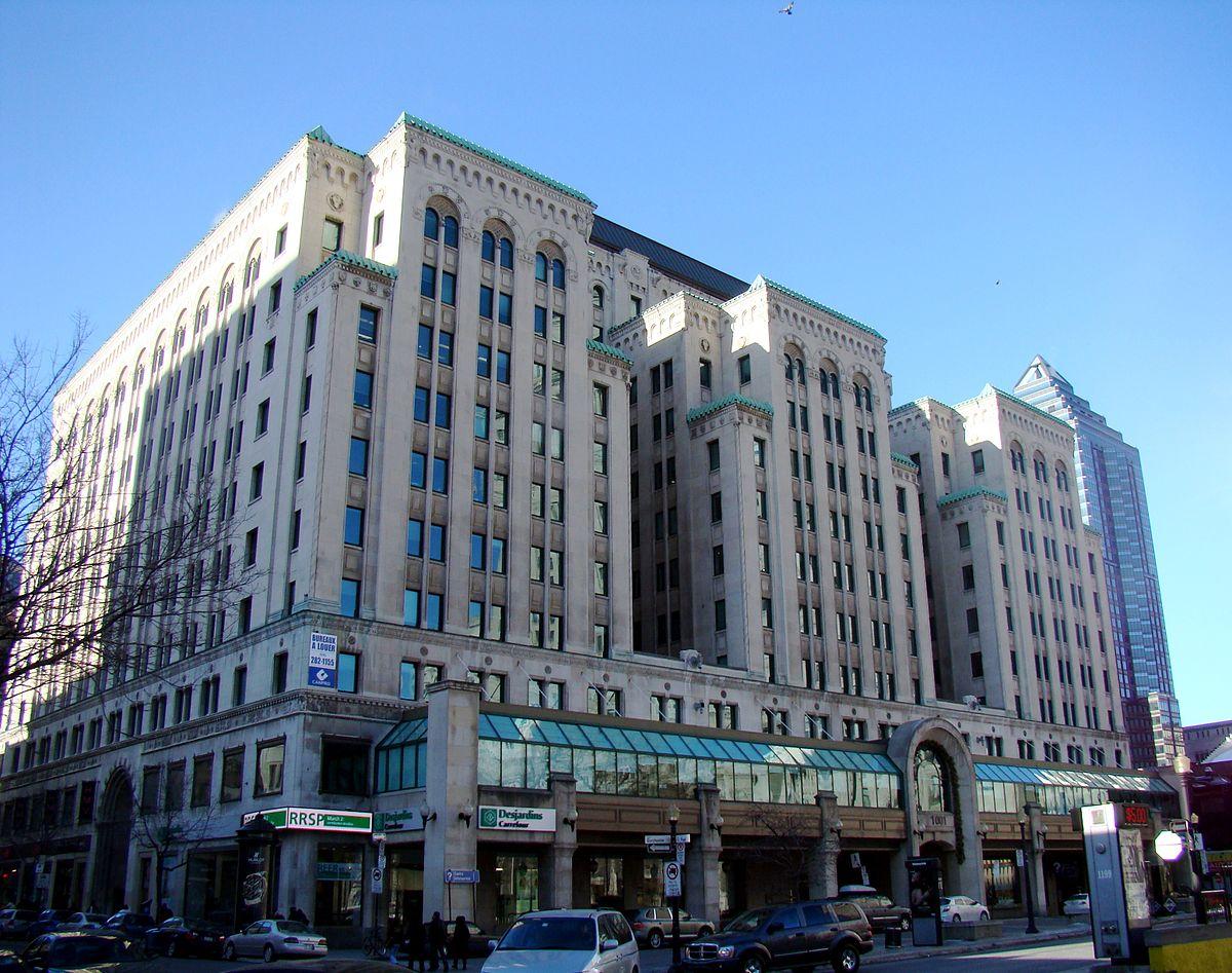 Dominion Square Building Wikipedia