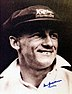 Cricketer Sir Don Bradman.