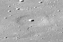 唐娜陨石坑