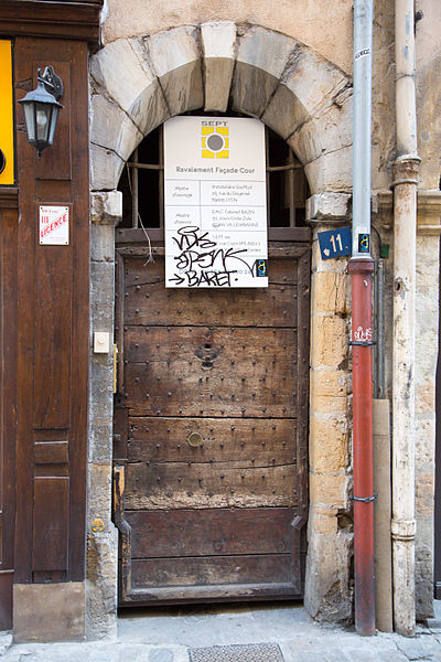 Doors of Lyon, France 19.jpg