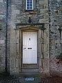 Doorway of No1 Town End, Slaidburn - geograph.org.uk - 740780.jpg