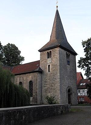 Veltheim - Protestant church in Veltheim