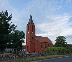 Dorfkirche Zechow 2019 SW.jpg